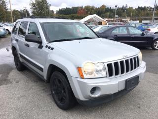Used 2006 Jeep Grand Cherokee 4dr LAREDO for sale in Coquitlam, BC