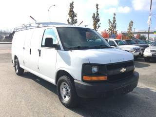 Used 2008 Chevrolet Express Cargo Van RWD 2500 155 for sale in Coquitlam, BC
