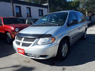 Used 2007 Dodge Grand Caravan STOWN'GO for sale in Scarborough, ON
