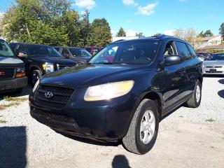 Used 2008 Hyundai Santa Fe GLS /leather,sunroof for sale in Scarborough, ON