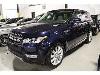 Used 2014 Land Rover Range Rover Sport V6 SE MOONROOF NAVI CAMS for sale in Mississauga, ON