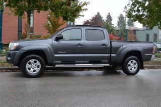 Used 2011 Toyota Tacoma V6 Double Cab 4x4 for sale in Vancouver, BC