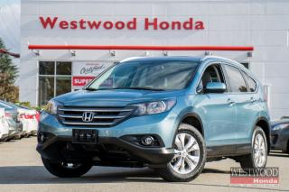 Used 2014 Honda CR-V Touring - Warranty Until 2020 for sale in Port Moody, BC