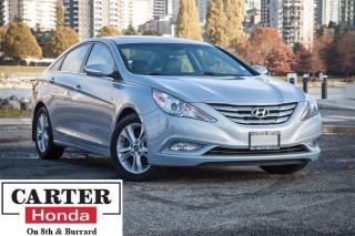 Used 2011 Hyundai Sonata Limited w/Navi + LEATHER + SUNROOF + BACKUP CAM! for sale in Vancouver, BC