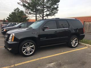 Used 2013 Cadillac Escalade Platinum Edition for sale in Concord, ON