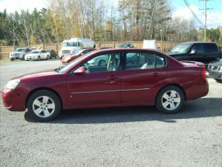 Used 2006 Chevrolet Malibu LT for sale in Fenelon Falls, ON