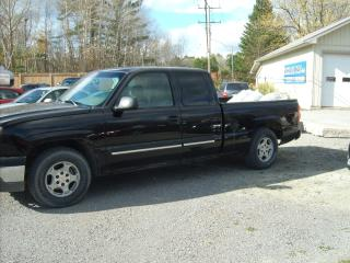 Used 2003 Chevrolet Silverado 1500 LS for sale in Fenelon Falls, ON