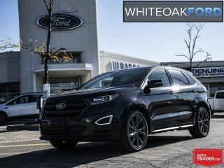 Used 2015 Ford Edge Sport, 1 OWNER TRADE, LOADED, FORD CERTIFIED for sale in Mississauga, ON