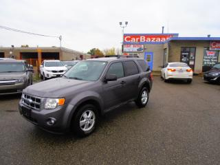 Used 2011 Ford Escape XLT 4X4 for sale in Brampton, ON