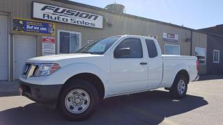 Used 2014 Nissan Frontier S-AIR-CRUISE-HARD TOP TONNEAU COVER for sale in Tilbury, ON