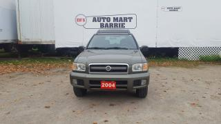 Used 2004 Nissan Pathfinder LE for sale in Barrie, ON