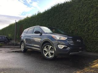 Used 2015 Hyundai Santa Fe XL PREMIUM AWD + 7 PASS + HEATED FT/2ND ROW SEATS + REAR PARK ASSIST + NO EXTRA DEALER FEES for sale in Surrey, BC