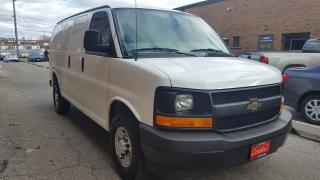 Used 2017 Chevrolet Express 2500 |CARGO VAN|LOW KM's| MINT CONDITION| for sale in North York, ON