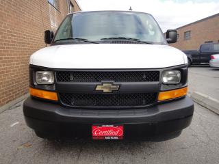 Used 2017 Chevrolet Express 2500 CARGO VAN, CERTIFIED, MUST SEE for sale in North York, ON