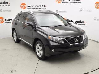 Used 2010 Lexus RX 350 All-wheel Drive AWD for sale in Edmonton, AB
