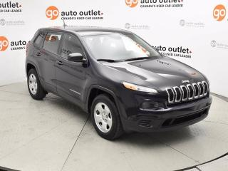 Used 2016 Jeep Cherokee SPORT 4X4 for sale in Edmonton, AB