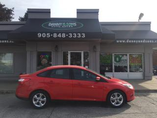 Used 2013 Ford Focus SE for sale in Mississauga, ON