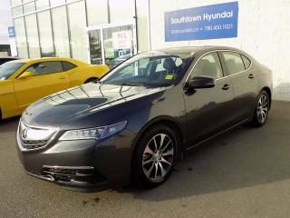 Used 2016 Acura TLX Base 4dr Front-wheel Drive Sedan for sale in Edmonton, AB