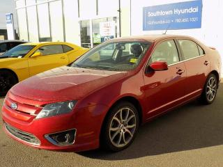 Used 2011 Ford Fusion SEL AWD V6 for sale in Edmonton, AB