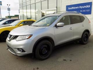 Used 2014 Nissan Rogue SV W/WINTER TIRE PACKAGE for sale in Edmonton, AB