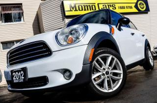Used 2012 MINI Cooper Countryman Htd Leather+Bluetooth+USB! ONLY $135/bi-weekly! for sale in St Catharines, ON