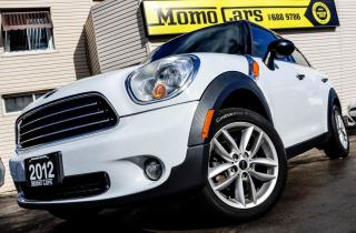 Used 2012 MINI Cooper Countryman Htd Leather+Bluetooth+USB! ONLY $129/bi-weekly! for sale in St Catharines, ON