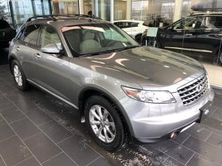 Used 2007 Infiniti FX35 Heated Seats, Back Up Camera for sale in Edmonton, AB