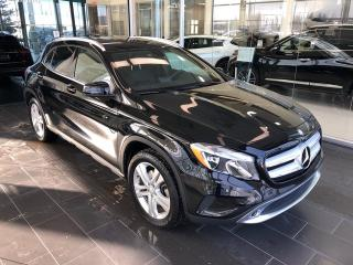Used 2015 Mercedes-Benz GLA-Class One Owner, Local Trade for sale in Edmonton, AB