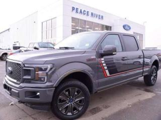 Used 2018 Ford F-150 Lariat Sport for sale in Peace River, AB