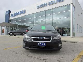 Used 2013 Subaru Impreza 2.0i w/Limited Pkg for sale in Owen Sound, ON