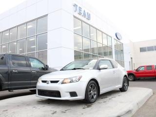 Used 2012 Scion tC TC, ACCIDENT FREE, BLUETOOTH, SUNROOF, KEYLESS ENTRY, CRUISE, LTHER, FWD for sale in Edmonton, AB