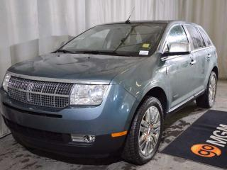Used 2010 Lincoln MKX Base for sale in Red Deer, AB