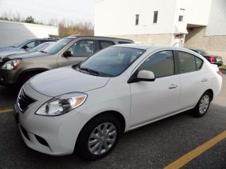 Used 2013 Nissan Versa Sedan SV for sale in Woodbridge, ON