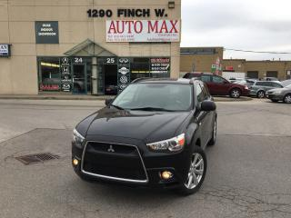 Used 2012 Mitsubishi RVR GT, AWD, Alloy Rims, 2 Set of Tire for sale in North York, ON
