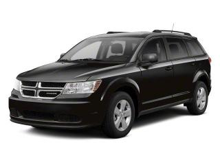 Used 2013 Dodge Journey XLT FWD for sale in Owen Sound, ON