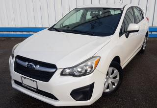 Used 2012 Subaru Impreza 2.0i AWD Hatchback *AUTOMATIC* for sale in Kitchener, ON