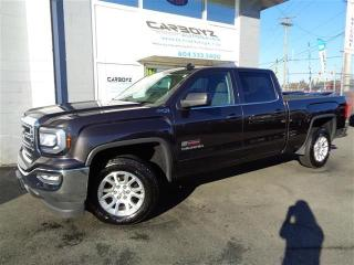 Used 2016 GMC Sierra 1500 SLE Z71 4x4, Kodiak, Crew 6.5 Ft. Long Box!! for sale in Langley, BC