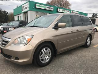 Used 2007 Honda Odyssey EX-L l 8 Passenger l Remote Start for sale in Waterloo, ON