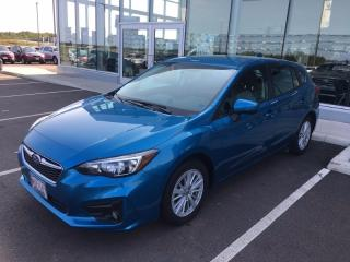 Used 2017 Subaru Impreza TOURING PACKAGE for sale in Dieppe, NB