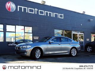 Used 2012 BMW 5 Series 528i xDrive for sale in Coquitlam, BC