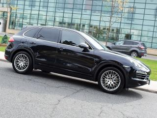Used 2012 Porsche Cayenne S NAVI|REARCAM|PANOROOF|VENT SEATS for sale in Scarborough, ON