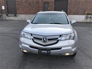 Used 2007 Acura MDX TECHNOLOGY PKG for sale in Brampton, ON