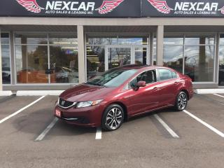 Used 2013 Honda Civic EX AUT0 A/C SUNROOF BACKUP CAMERA 104K for sale in North York, ON