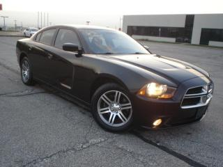 Used 2013 Dodge Charger blk/blk ex police for sale in Mississauga, ON