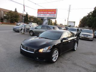 Used 2012 Nissan Maxima 3.5 SV for sale in Scarborough, ON