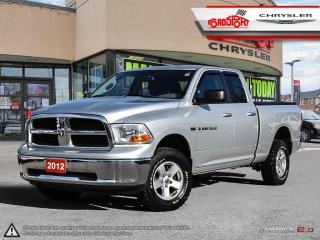 Used 2012 Dodge Ram 1500 Outdoorsman HEMI REMOTE START BLUETOOTH for sale in Scarborough, ON