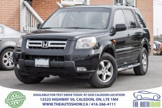 Used 2006 Honda Pilot EX-L  4WD 7 PASSENGER LOW KILOMETER for sale in Caledon, ON