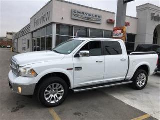 Used 2015 Dodge Ram 1500 Longhorn..Loaded.. Leather/Roof/Air Suspension for sale in Burlington, ON