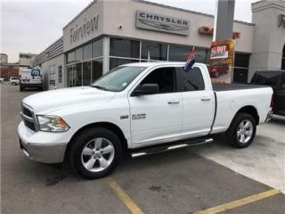 Used 2016 Dodge Ram 1500 SLT..20Tires/Camera/Spray in Liner for sale in Burlington, ON