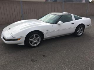 1995 Chevrolet Corvette ZR1 Coupe ZR-1